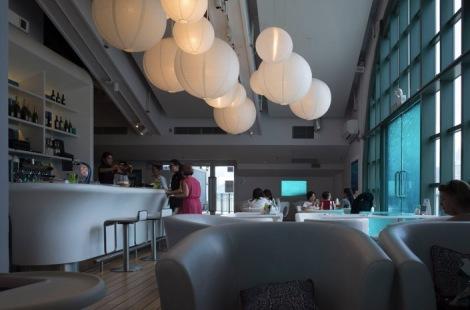 Cafe 8 Maritime Museum