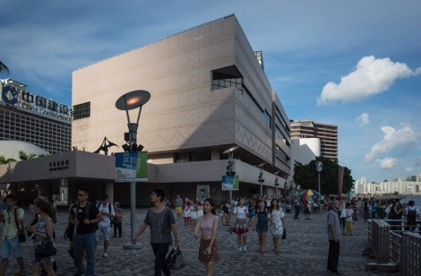Hong Kong Arts Museum 2015-1