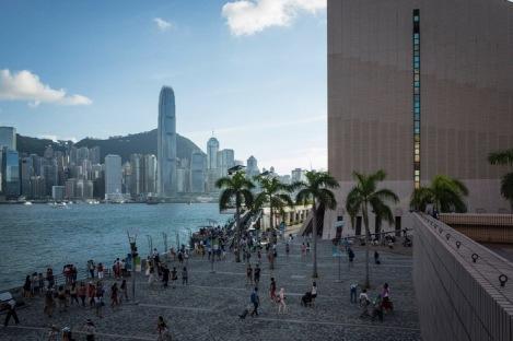 Hong Kong Arts Museum 2015-17