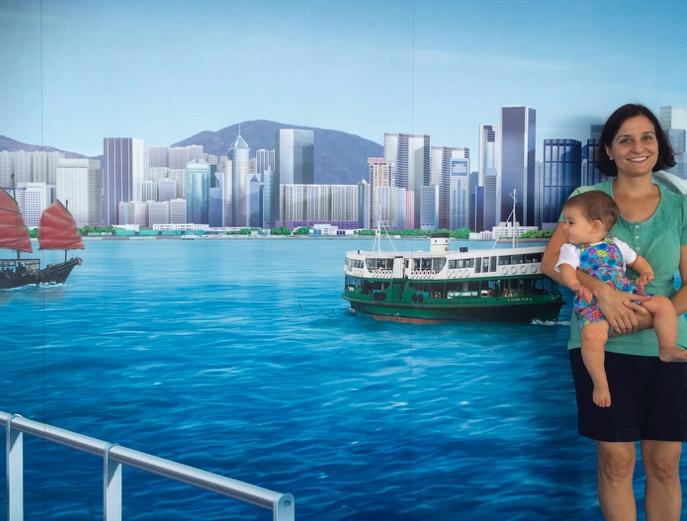 Sky100 Sep 2015-6 Star Ferry