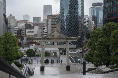 Tokyo Hie Shrine 2015-1