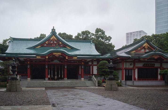 Tokyo Hie Shrine 2015-2