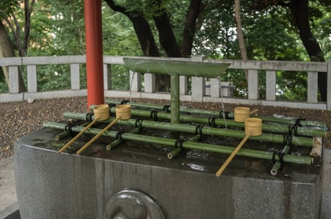Tokyo Hie Shrine 2015-3