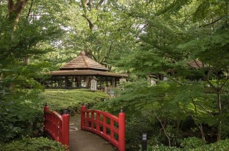 Tokyo New Otani Hotel Garden 2015-2