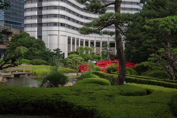 Tokyo New Otani Hotel Garden 2015-3