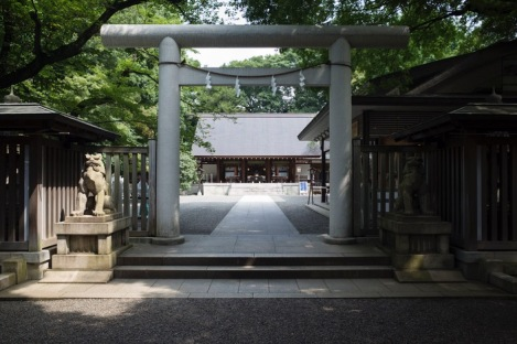 Tokyo Nogi Shrine 2015-1
