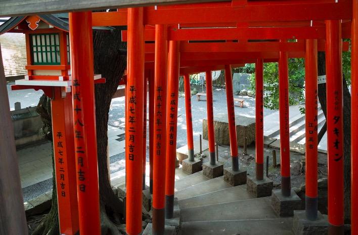 Tokyo Nogi Shrine 2015-5