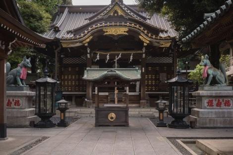 Tokyo Toyokawa Inari Shrine 2015-1