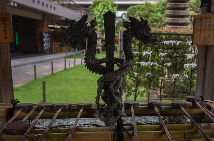 Tokyo Toyokawa Inari Shrine 2015-2
