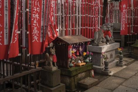 Tokyo Toyokawa Inari Shrine 2015-3