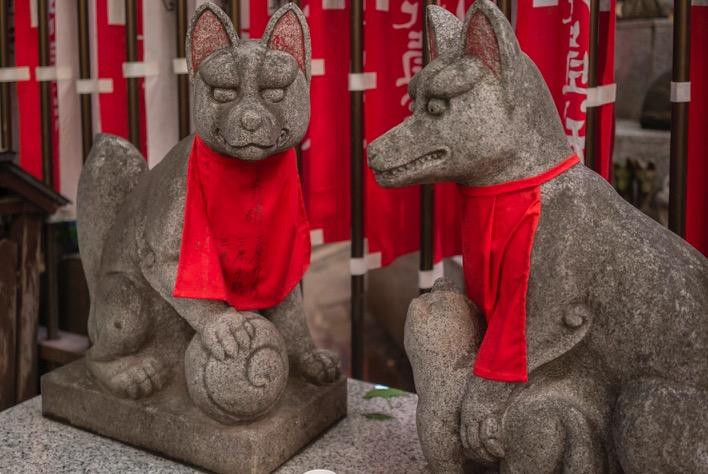 Tokyo Toyokawa Inari Shrine 2015-4