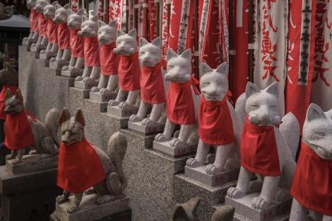 Tokyo Toyokawa Inari Shrine 2015-7
