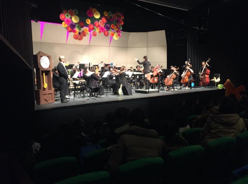 Hong Kong Sinfonietta Concert for Babies 1