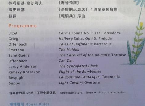 Hong Kong Sinfonietta Concert for Babies 3