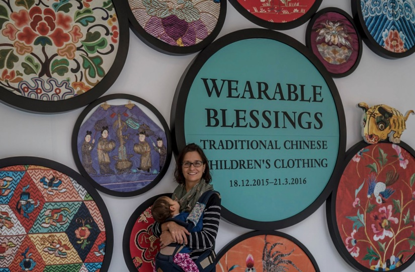 Wearable Blessings exhibition Jan 2016-2
