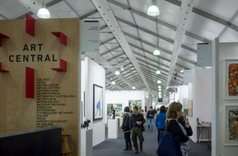 Art Central Hong Kong 2016-11