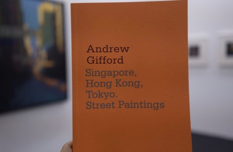 Art Central Hong Kong 2016-5 Andrew Gifford