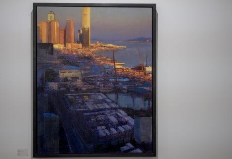 Art Central Hong Kong 2016-7 Andrew Gifford