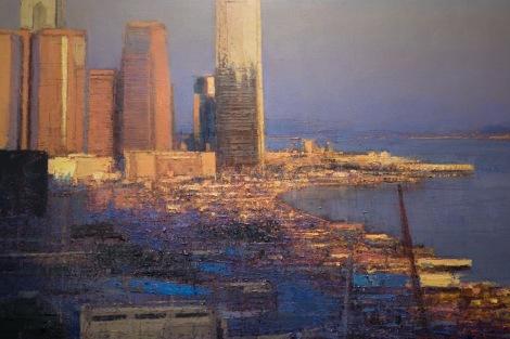 Art Central Hong Kong 2016-8 Andrew Gifford