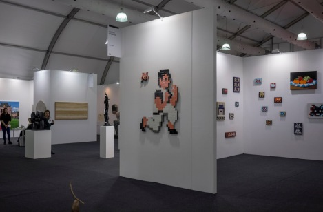 Art Central Hong Kong 2016-9 Invader