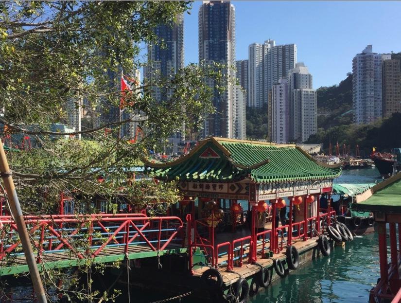 Hong Kong Aberdeen Waterfront February 2016-1