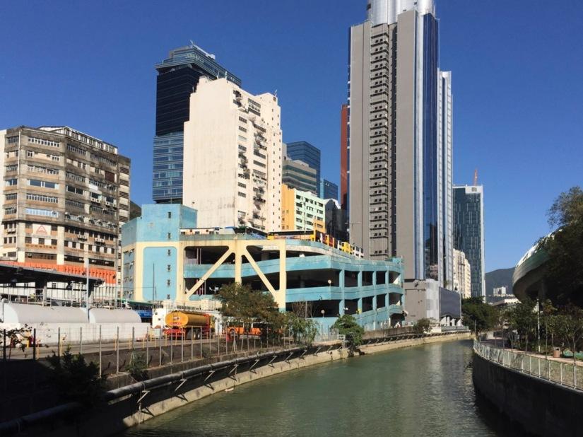 Hong Kong Aberdeen Waterfront February 2016-12