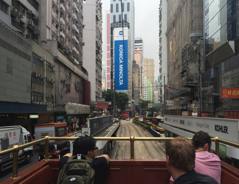 Hong Kong TramOramic Tour February 2016-11