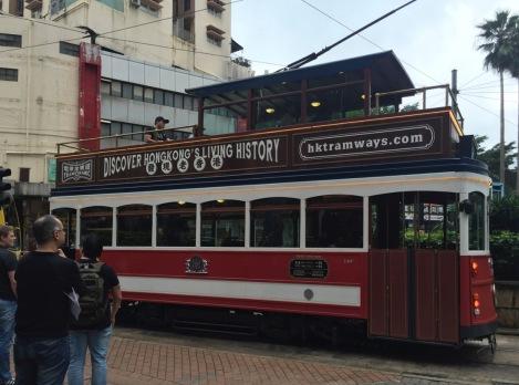 Hong Kong TramOramic Tour February 2016-2