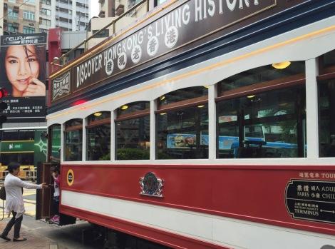 Hong Kong TramOramic Tour February 2016-3