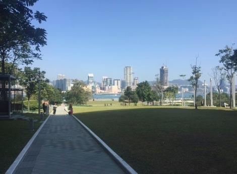 Hong Kong Waterfront February 2016-1