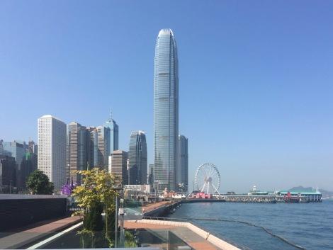 Hong Kong Waterfront February 2016-2