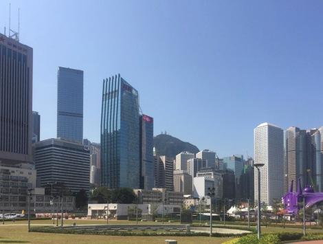Hong Kong Waterfront February 2016-4