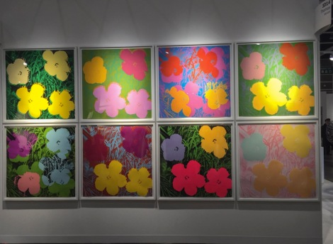 Art Basel Hong Kong 2016-1 Andy Warhol