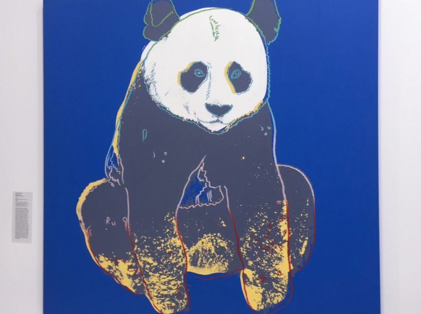 Art Basel Hong Kong 2016-2 Andy Warhol