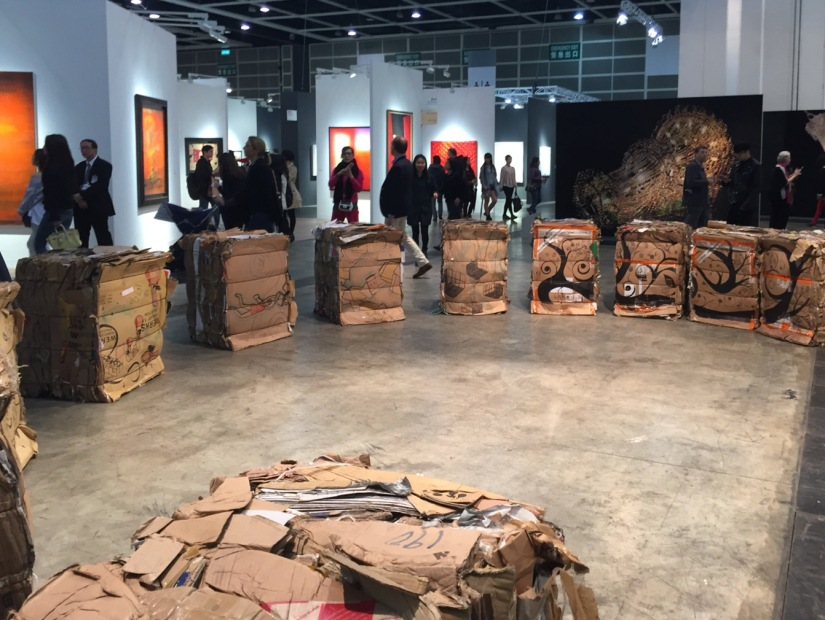 Art Basel Hong Kong 2016-4