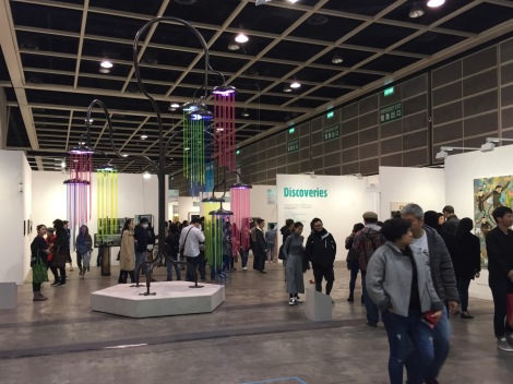 Art Basel Hong Kong 2016-8