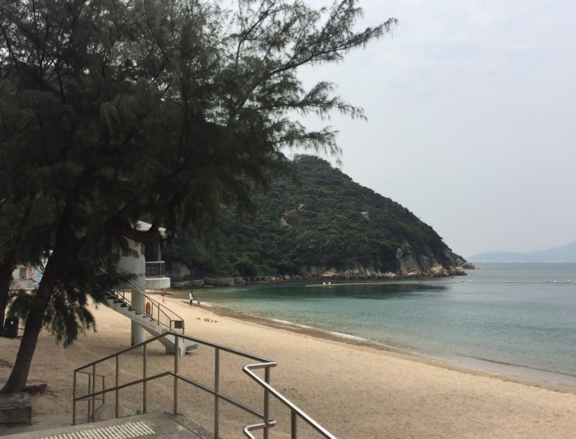 Chung Hom Kok Beach April 2016-6