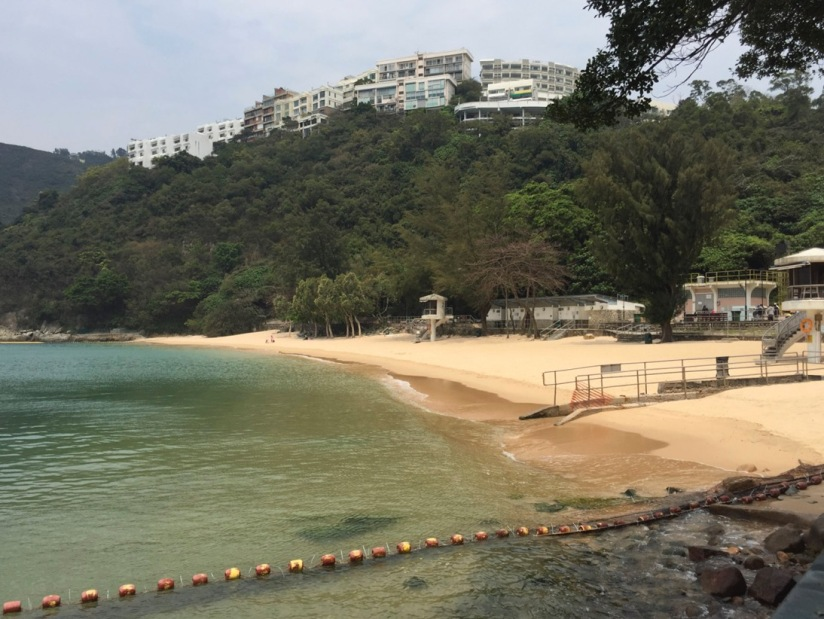 Chung Hom Kok Beach April 2016-7