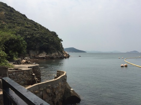 Chung Hom Kok Beach April 2016-9