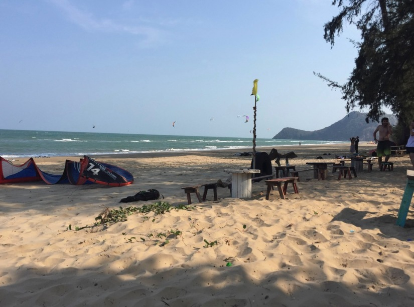 Lazy Beach Thailand March 2016