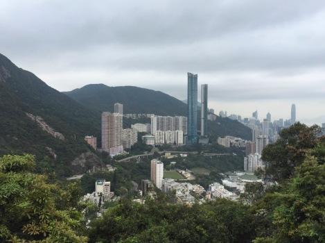 Wong Nai Chung Gap Trail Hong Kong Island April 2016-11