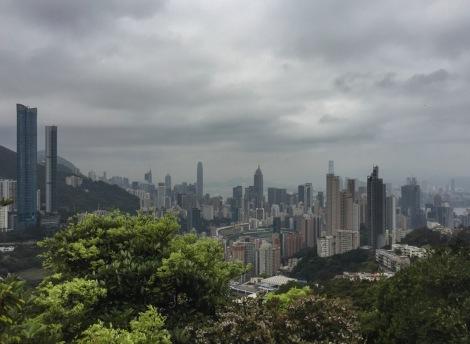 Wong Nai Chung Gap Trail Hong Kong Island April 2016-12