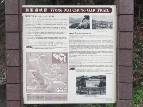 Wong Nai Chung Gap Trail Hong Kong Island April 2016-2