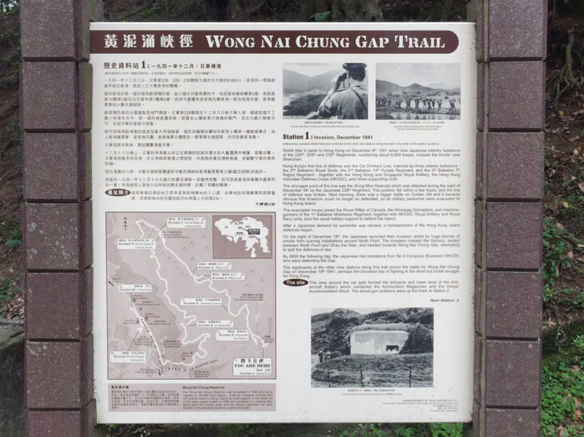 Wong Nai Chung Gap Trail Hong Kong Island April 2016-2