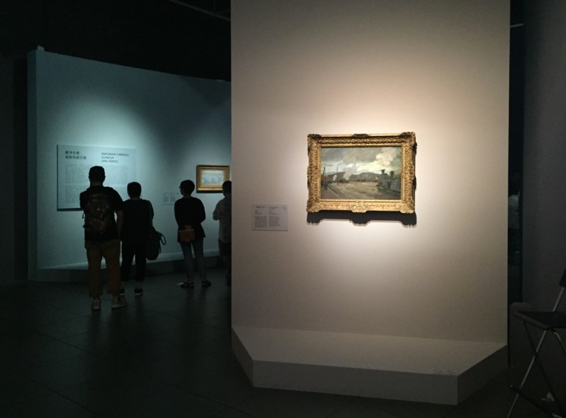 Claude Monet exhibition Hong Kong Heritage Museum Sha Tin May 2016-3
