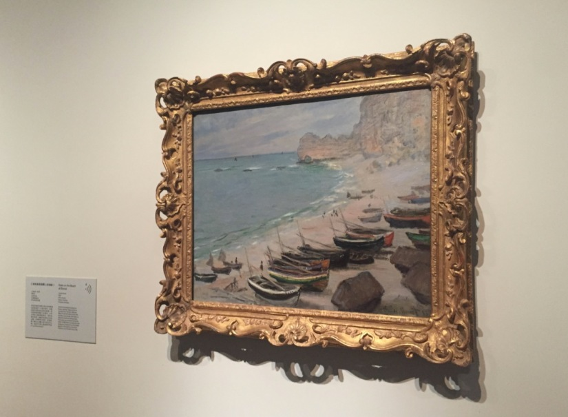 Claude Monet exhibition Hong Kong Heritage Museum Sha Tin May 2016-4