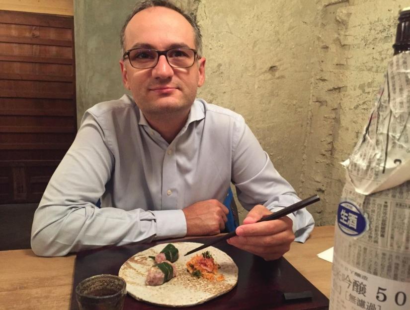 Godenya Dinner April 2016-3