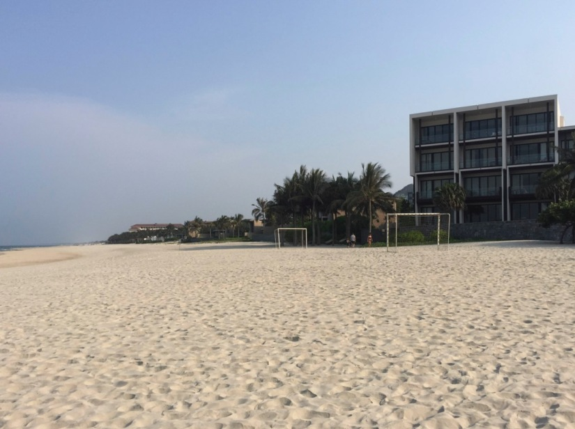 Hyatt Danang Vietnam Beach 2