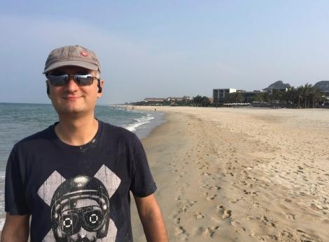 Hyatt Danang Vietnam Beach 3