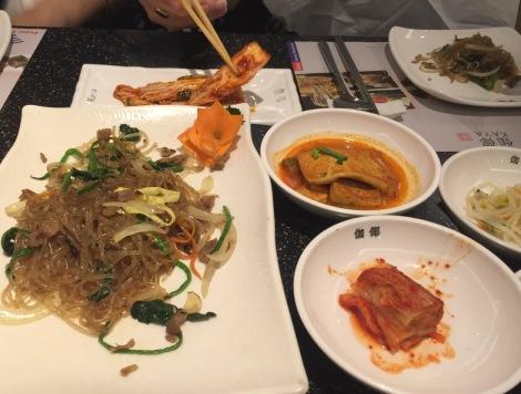 Kaya Korean Restaurant Hong Kong May 2016-2
